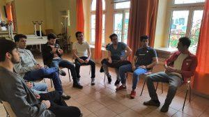 Jugendtreff: Diskussionsabend @ Verein Begegnung Arcobaleno