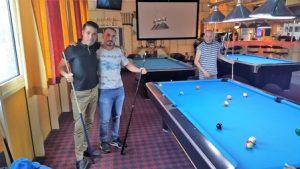ABGESAGT! Interkultureller Männertreff - Billard spielen @ Billardtempel Linz