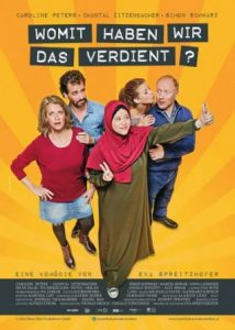 """Interkultureller Frauentreff - Filmnachmittag – """"Womit haben wir das verdient?"""" @ Verein Begegnung Arcobaleno"""
