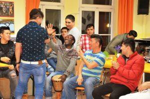 Interkultureller Männertreff - offene Runde @ Verein Begegnung Arcobaleno