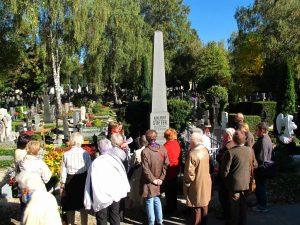 Führung am Barbarafriedhof @ Barbarafriedhof