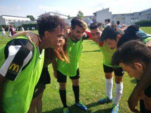 Wir spielen Fußball @ Öffentlicher Fußballplatz