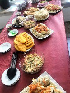Tschetschenisches Mittagessen @ Haus der Frau