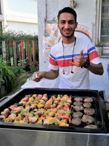 Jugendtreff: Grillen @ Verein Arcobaleno