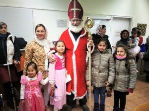 Wird Coronabedingt abgesagt! Der Nikolaus kommt @ Verein Begegnung Arcobaleno