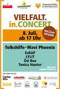ABGESAGT! Vielfalt.in.Concert