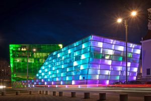 Ausflug zum Electronica Center @ Ars Electronica Linz GmbH & Co KG