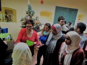 Gemeinsam Weihnachten feiern @ Verein Begegnung Arcobaleno