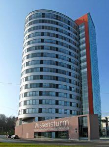 Ausflug in den Wissensturm @ Wissensturm -VHS und Stadtbibliothek Linz