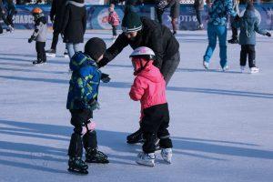 Wird Coronabedingt abgesagt! Familienausflug: Eislaufen @ Linz AG Parkbad